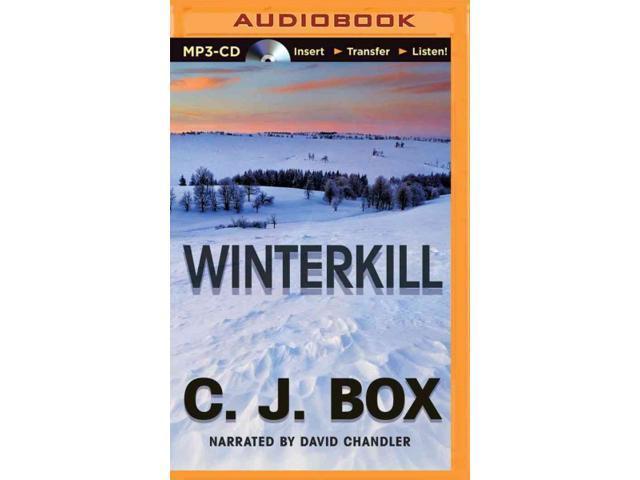 Winterkill by C.J. Box (English) MP3 CD Book