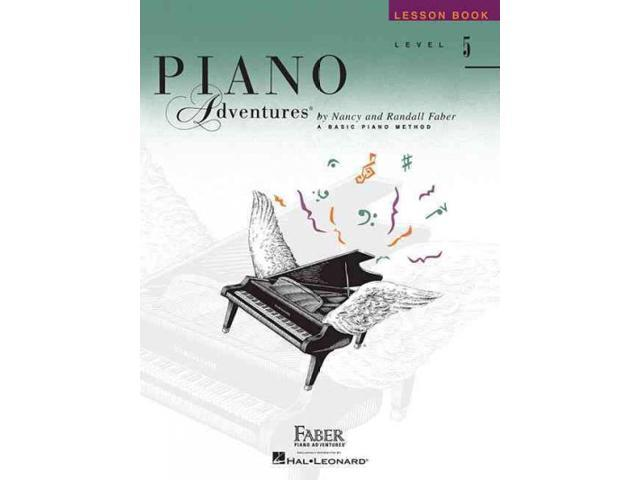 Piano lesson books nancy and randall faber castell
