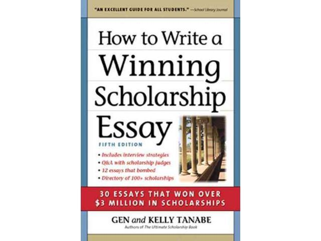 How To Write Essay For Scholarship