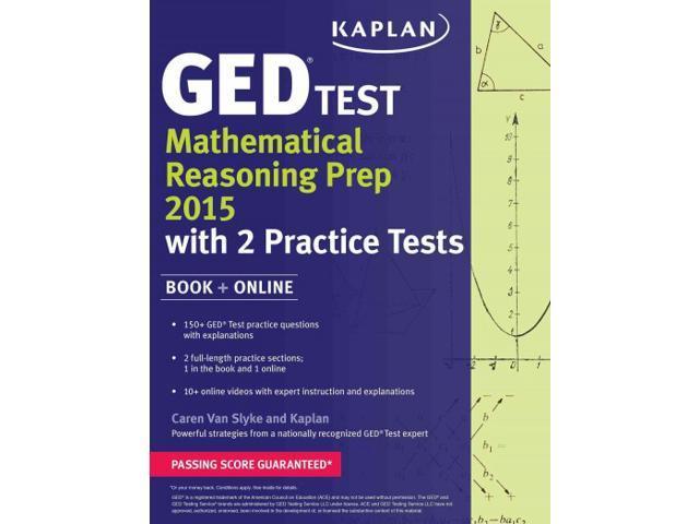 Ged math practice test free 2015