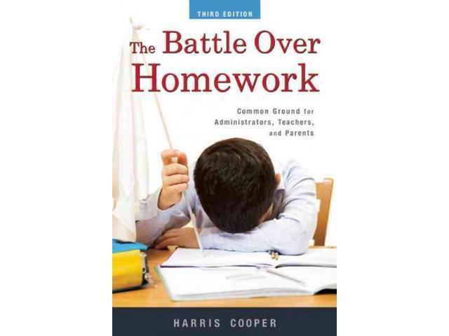 battle about homework