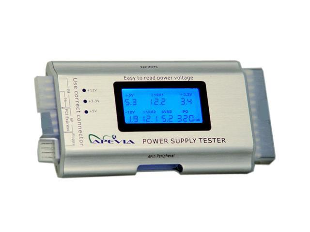 APEVIA PST-03 LCD Power Supply Tester III