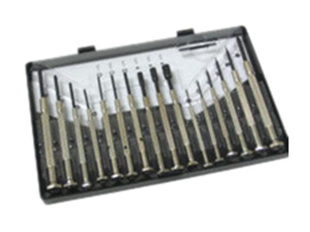 C2G 38014 16pc Jeweler Screwdriver Set