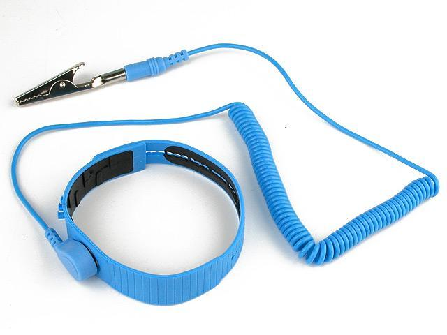 Anti Static Wrist Strap : Rosewill rtk premium anti static wrist strap newegg