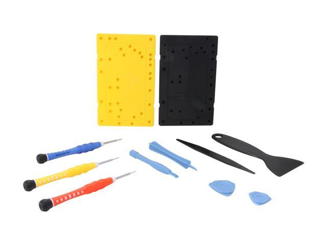 Syba SY-ACC65061 iPhone, iPad Repair Kit for Professionals, Disassemble Tool with iPhone Screw Location Plates