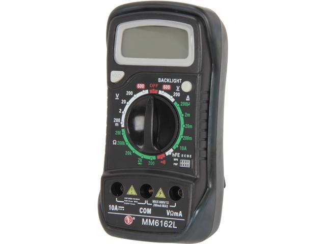 Nippon Labs TST-MM6162L Pocket Size Digital Multimeter