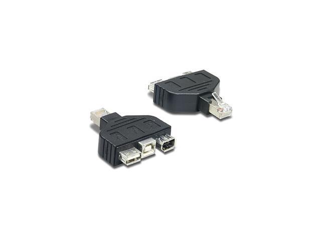 TRENDnet TC-NTUF USB & Firewire adapter for TC-NT2