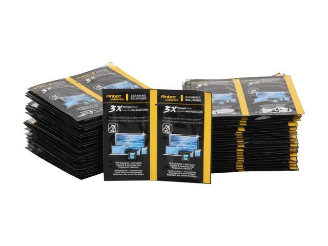 Antec 3X Strength Wipes (100pk)