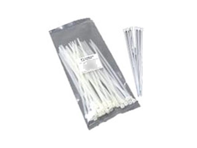 C2G 43040 50Pk 6in Screw-Mountable Cable Ties