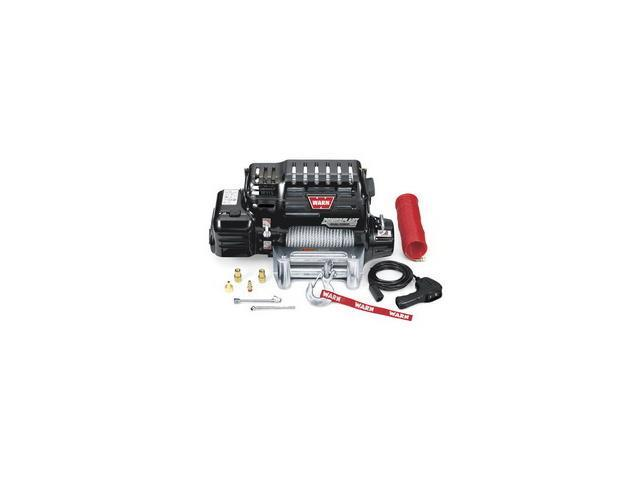 Warn PowerPlant Dual Force HD Air Compressor And Winch