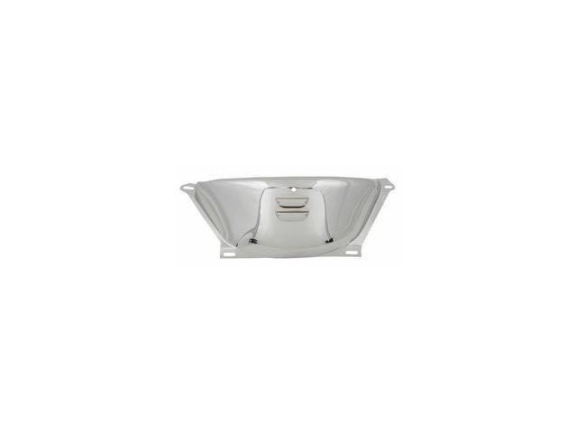 Mr. Gasket Chrome Plated Inspection Cover