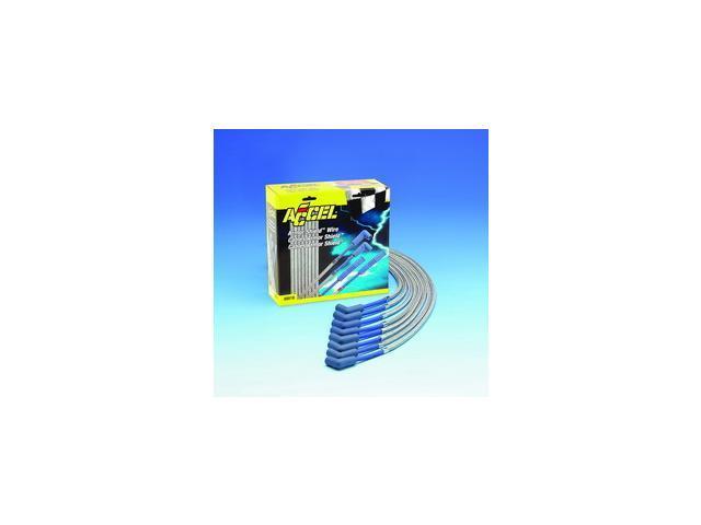 ACCEL Custom Fit Armor Shield Spark Plug Wire Set