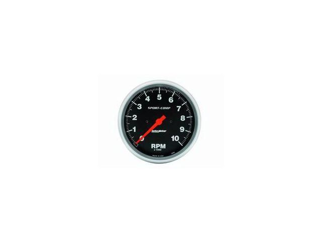 Auto Meter Sport-Comp In-Dash Electric Tachometer
