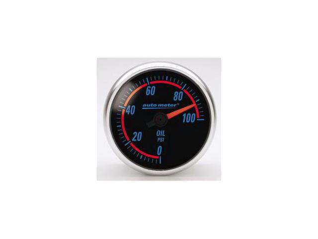 Auto Meter Nexus Oil Pressure Gauge