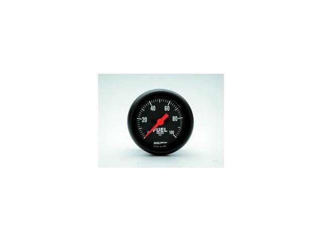 Auto Meter Z-Series Electric Fuel Pressure Gauge
