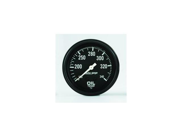 Auto Meter Autogage Oil Temperature Gauge
