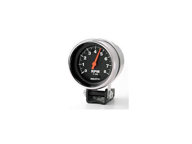 Auto Meter Performance Tachometer