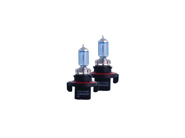 Hella H13 9008 Hella High Performance Xenon Blue Halogen Bulb