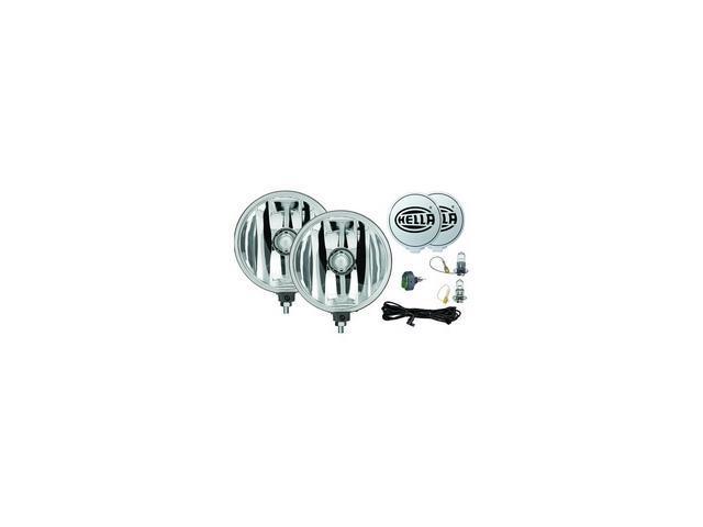 Hella Hella 500FF Series Halogen Fog Lamp Kit