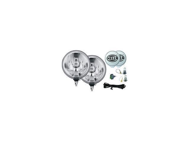 Hella Hella 500FF Series Halogen Driving Lamp Kit