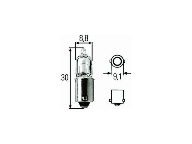 Hella T2.75 Halogen Bulb