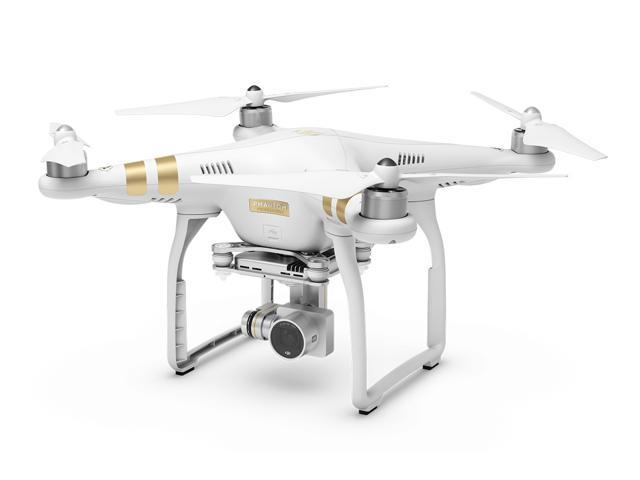 DJI Phantom 3 Professional 4K UHD Video Camera Drone