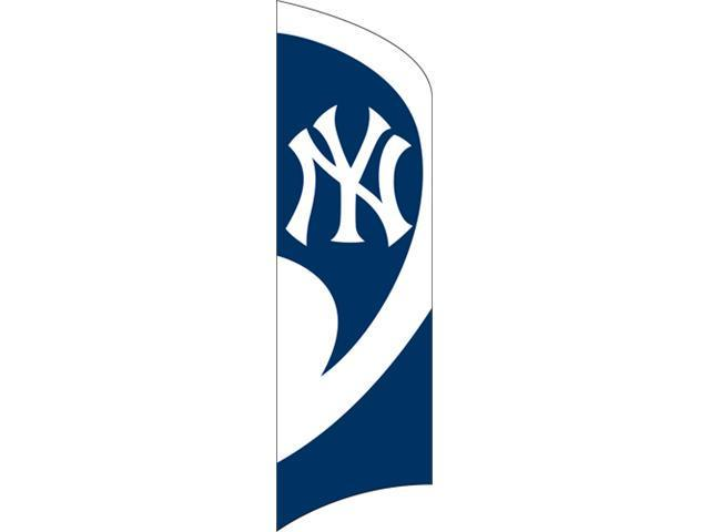 The Party Animal TTNYY TTNYY YANKEES Tall Team Flag
