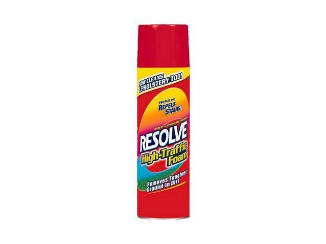 Reckitt R50 00706 Resolve High-Traffic Foam Carpet Cleaner 22 Oz