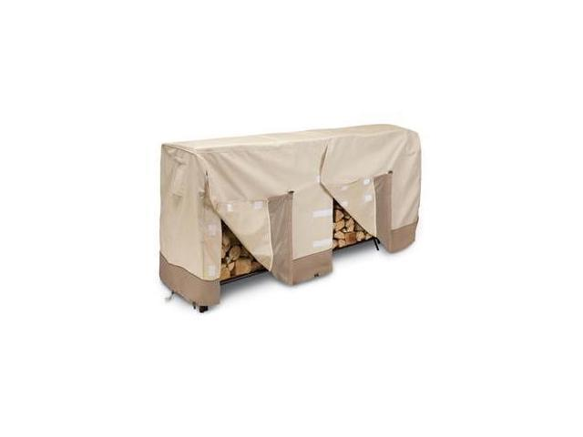 Classic Accessories 72982 - Veranda Log Rack Cover - Fits 8 Foot Log Rack