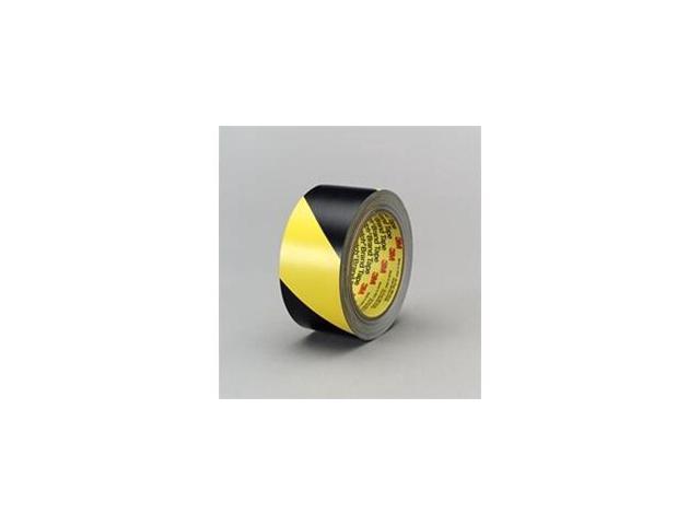 3M Industrial 405-021200-04585 3M Safety Stripe Tape 5702 Black-Yellow 2 Inch X36Yd