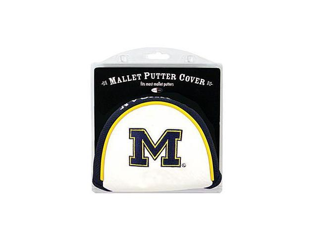 Team Golf 22231 Michigan Wolverines Mallet Putter Cover