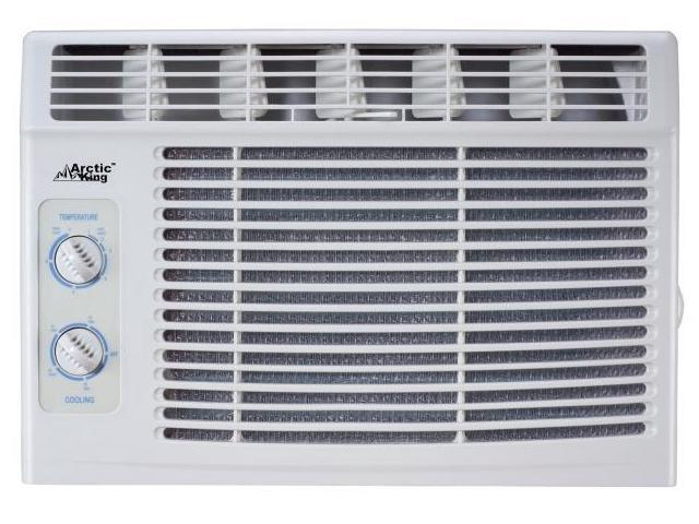 Midea Electric Trading Co 5,000 BTU Window Mounted Air Conditioner  MWK-05CMN1-B