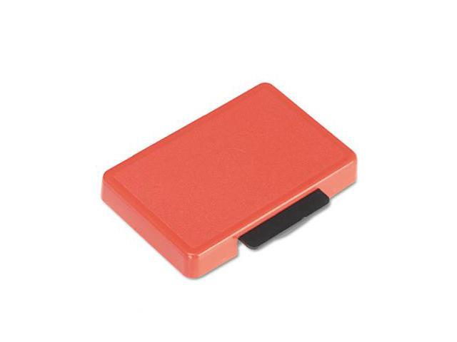 US Stamp P5440RD T5440 Dater Replacement Ink Pad  1-1/8w x 2d  Red