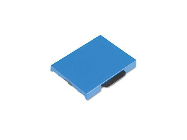 US Stamp P5470BL T5470 Dater Replacement Ink Pad  1-5/8w x 2-1/2d  Blue