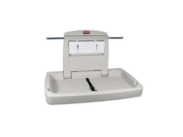 Rubbermaid 781888 Sturdy Station 2 Baby Changing Table  Off-White