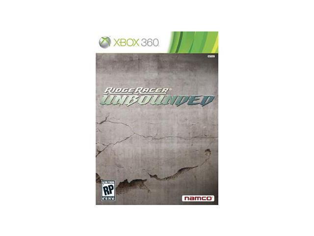 Namco-Bandai 21056 Ridge Racer Unbounded