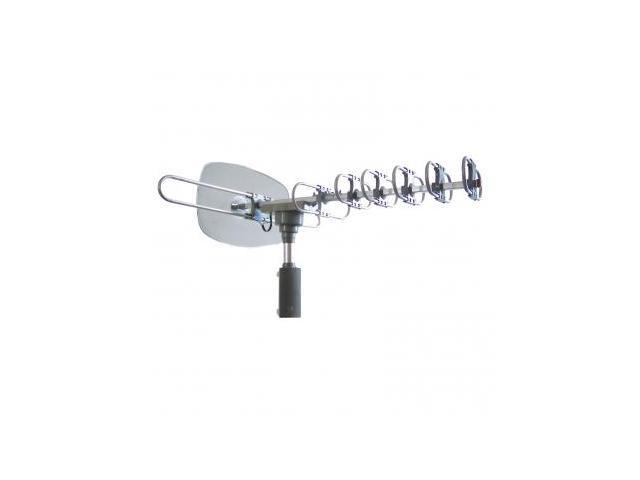 Supersonic SC-609 360º HDTV Digital Amplified TV Motorized Rotating Antenna