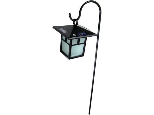 Brinkmann 822-1526-2 Cypress Hanging Solar Lanterns, 2 Pk
