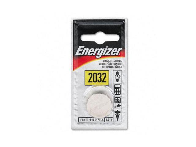 Eveready ECR2032BP Watch/Electronic/Specialty Battery, 2032, 3 Volt