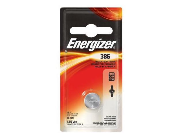 Energizer - Eveready 386 Watch & Calculator Battery  386BPZ