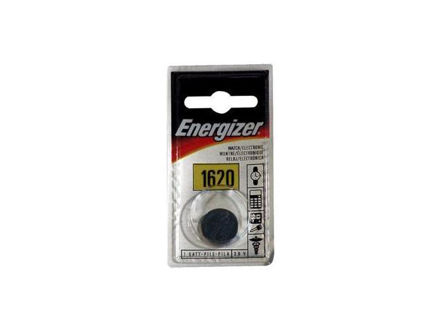 Eveready Batteries ECR2016BP Energizer Watch Electronic Batteries 3.0 Volt - Pack Of 6