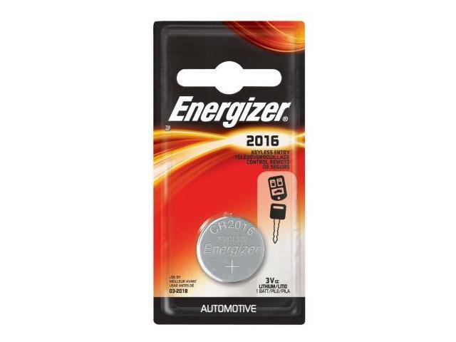 Energizer - Eveready 1 Pack 3 Volt 2016 Lithium Battery  2016KEBP
