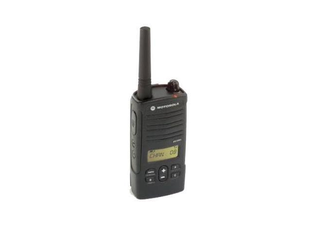 Motorola RDU2080D The New Rdx Series Uhf Two-Way Business Radio