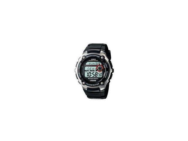 Men's Casio Wave Ceptor Atomic Watch WV200A-1AV