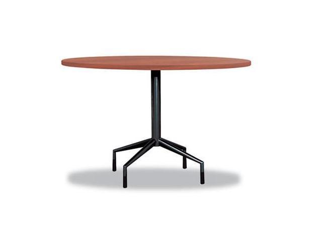 Safco 2654CY 42 in. Round Top in Cherry