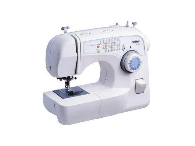 BROTHER XL3750 Convertible 35-Stitch Free-Arm Sewing Machine with Quilting Features