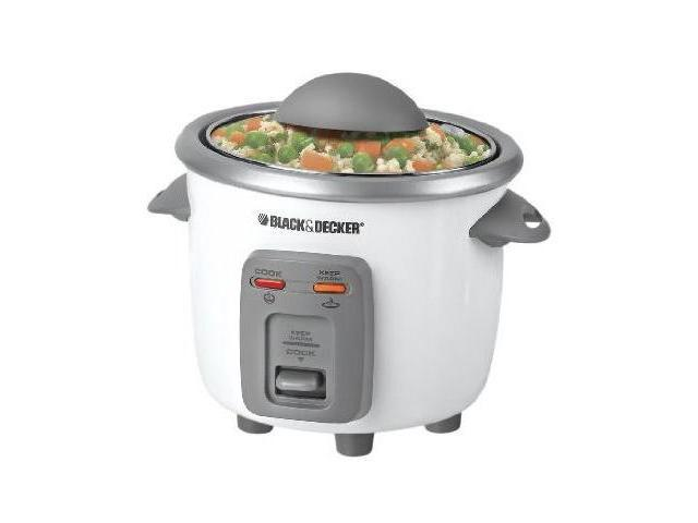 Black & Decker RC3303 3-Cup Rice Cooker