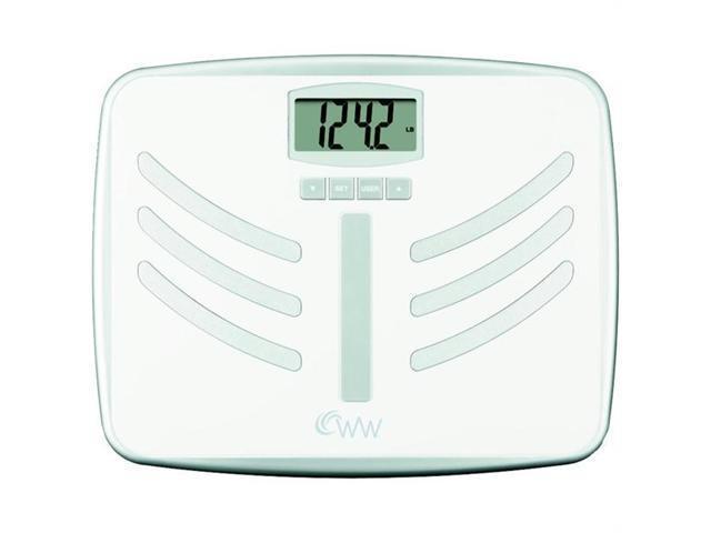 Conair WW66 Wide-Platform Weight Watchers Body Analysis Scale