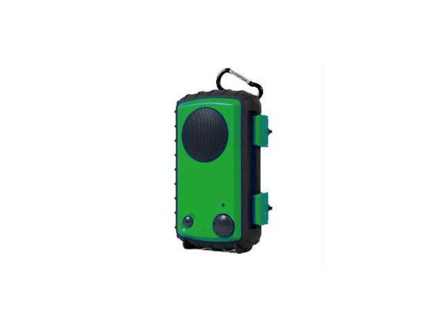 Water Tight Speaker Case Green
