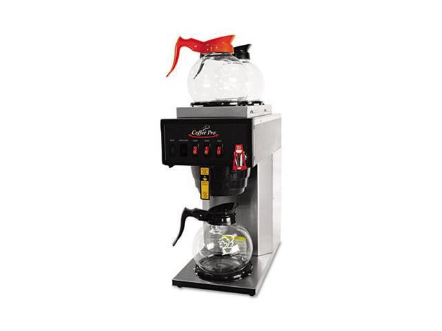 Ogf CP3AF High-Capacity Plumbed-In Brewer, Stainless Steel